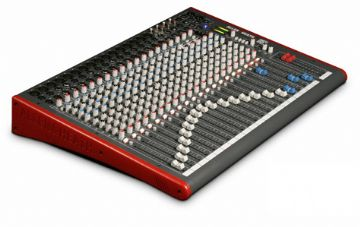 ZED-2402 multi purpose stereo mixer